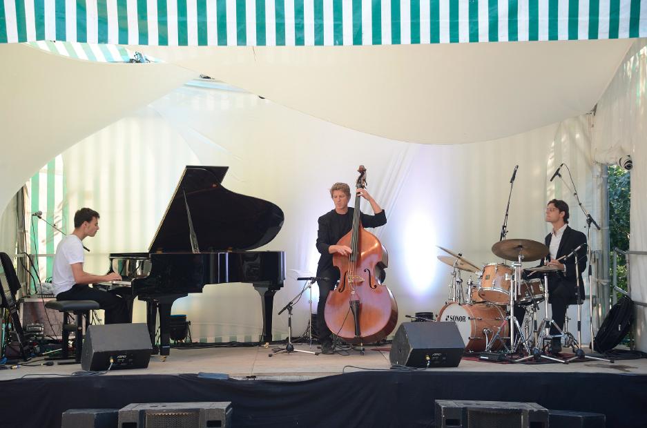 Le Thomas Mayeras Trio, du Jazz avec brio.