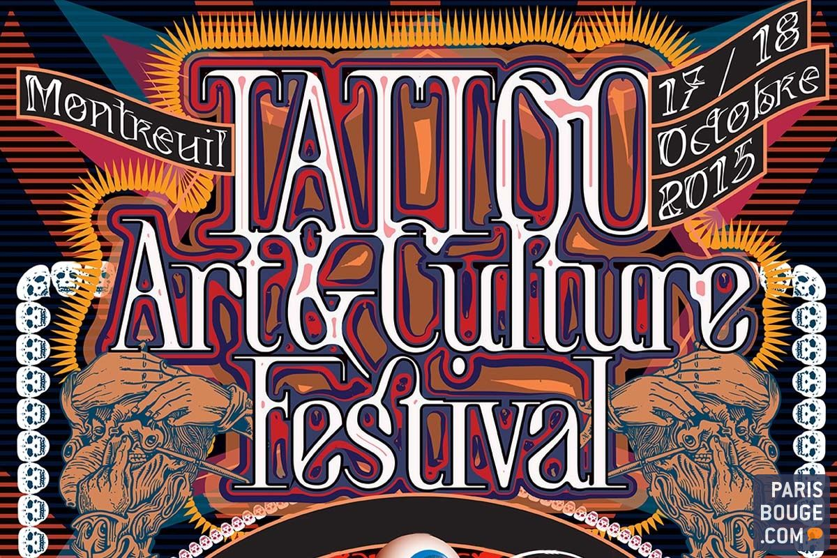 Tattoo Art & Culture Festival : 17-18 Octobre