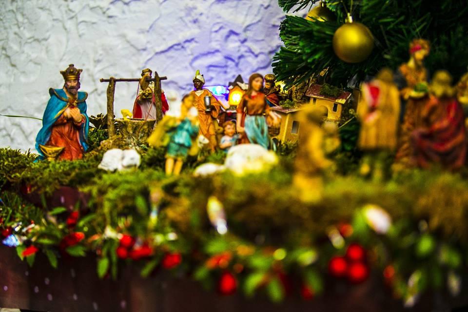 Noel santon Creche noel