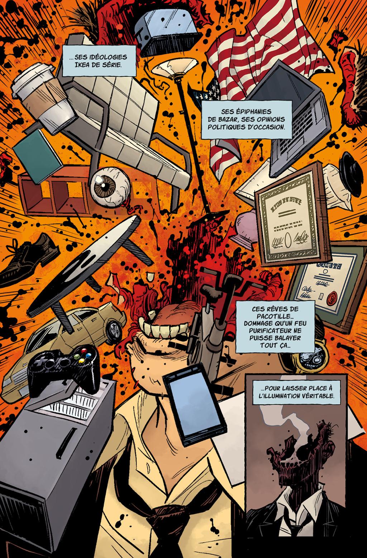 Fight Club 2 de Chuck Palahniuk et de Cameron Stewart est disponible aux éditions, Super 8,