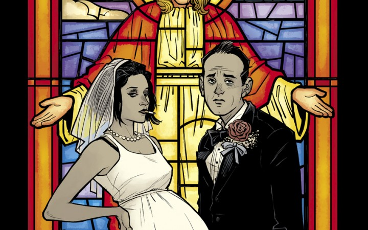 Fight Club 2wedding