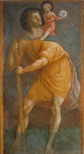 Rome-Saint-Christophe, 1428