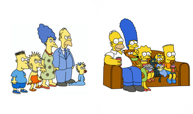 simpsons-before-after