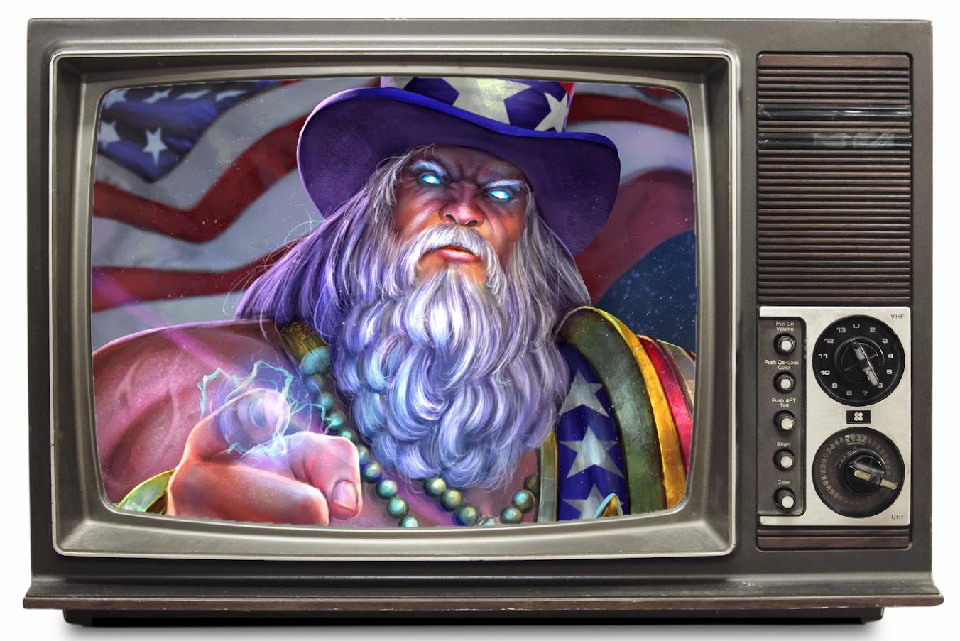 Mythologies du petit écran