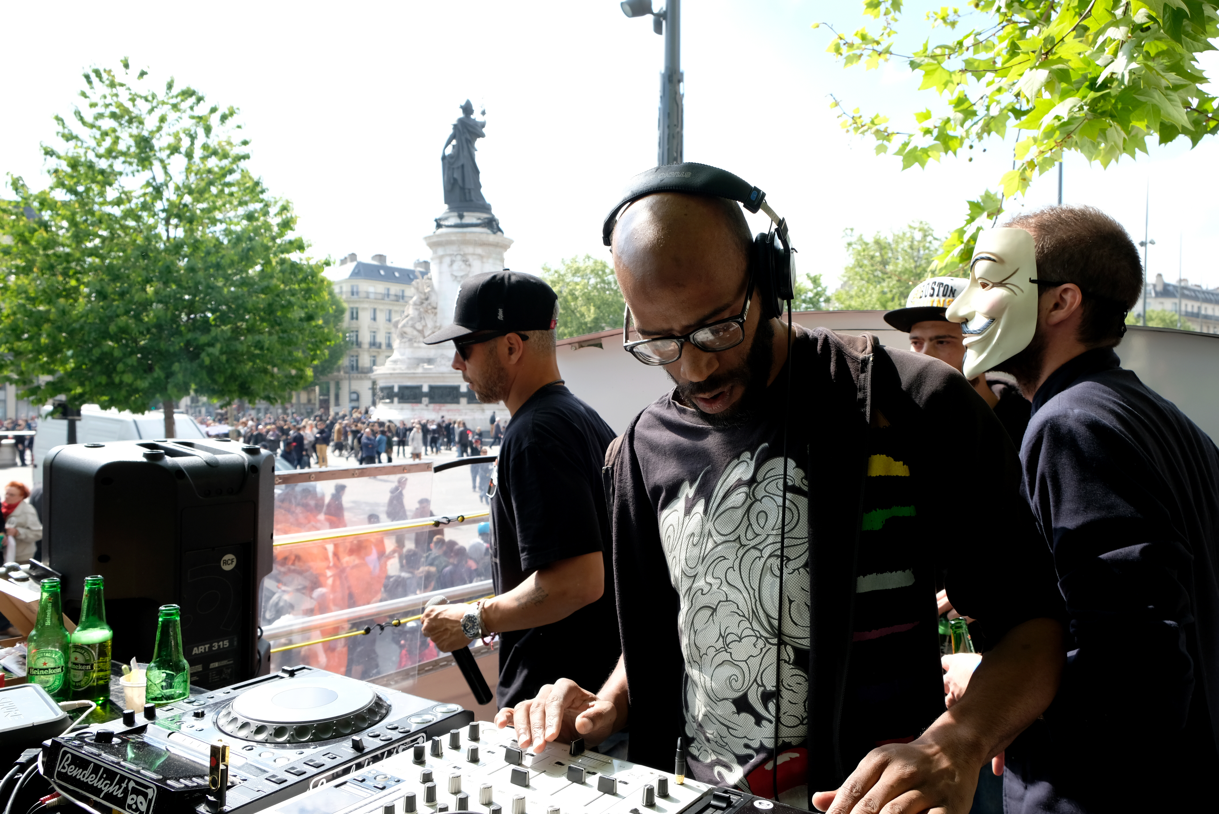 Marche Mondiale du Cannabis Paris